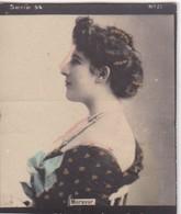 MURAVUR. COLORISE. COLLECTIBLE TOBACCO CARDS CIRCA 1915s - BLEUP - Célébrités
