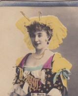 BI MARIE. COLORISE. COLLECTIBLE TOBACCO CARDS CIRCA 1915s - BLEUP - Berühmtheiten