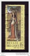 Belgique, Belgium, Peinture, Femme, Jeanne De Castille, Painting, Portrait, Woman - Arts