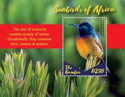 Gambia  2019    Fauna   Sunbirds  Of Africa   I201901 - Gambia (1965-...)