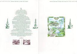""""""" ANDRE LE NOTRE """" Sur Document Officiel De 2013 De 4 Pages. N° YT F4751. Parfait état ! DPO - Documents Of Postal Services"""