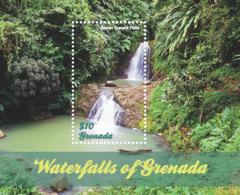 Grenada   2018   Waterfalls Of Grenada   I201901 - Grenada (1974-...)