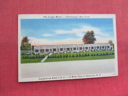 The Lodge Motel Chittenango New York   Ref 3315 - NY - New York