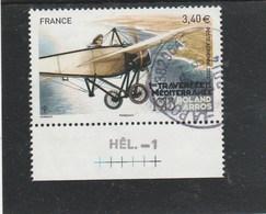 FRANCE 2013 ROLAND GARROS OBLITERE A DATE - PA77 - PA 77 - - Poste Aérienne
