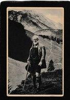 Germany-Berchtesgadener Land Mit Watzmann 1910s - Antique Postcard - Germany