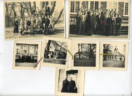KORTENBERG   1961    : 5 Originele Foto's  + 2 Fotokaarten  (  Zie Scan Voor Detail ) - Lieux