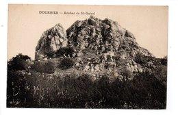 30 - DOURBIES . ROCHER DE  SAINT-GUIRAL - Réf. N°21857 - - France