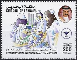 Bahrain 2008 - Mi 845 - YT 809 ( Day Of The Nurses ) MNH** - Bahreïn (1965-...)