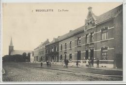 BRUGELETTE - La Poste - Brugelette