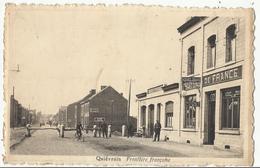 QUIEVRAIN - Frontière Française (douanes) - Quievrain