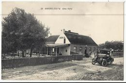 KNOKKE - Knocke-Zoute Chez Siska (met Oldtimer) - Knokke