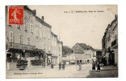 46 - SOUILLAC . PLACE DE LABORIE - Réf. N°21864 - - Souillac