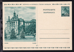 Lindenzweig 60 H. Mit Bild Pilsen - Besetzungen 1938-45