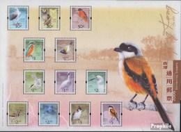 Hongkong Block169 (kompl.Ausg.) Postfrisch 2006 Vögel - Nuovi