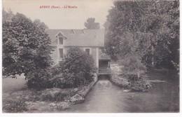 27 Eure -  AVENY - Le Moulin - 1918 - France