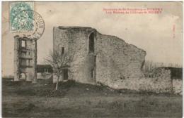 51eg 414 CPA - FORFRY - LES RUINES DU CHATEAU DE BOISSY - Frankrijk