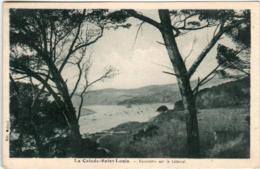 51ex 512 CPA - LA CALADE SAINT LOUIS - PANORAMA SUR LE LITTORAL - Saint-Louis-du-Rhône