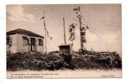 ÎLE MAURICE . MAURITIUS . LA MONTAGNE DES SIGNAUX, LE NOUVEAU MÂT - Réf. N°21880 - - Mauritius