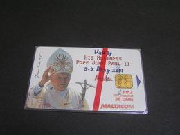 MALTA Phonecards.. - Malte