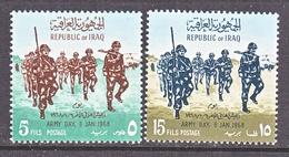 IRAQ  461- 62    *  ARMY  DAY - Irak