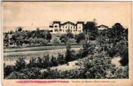 51gt 446 CPA - SAINT JEAN DE LUZ - DOMAINE DE BERAUN - Luz Saint Sauveur