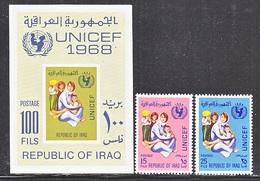 IRAQ  485- 86 A    **   *      UNICEF - Iraq