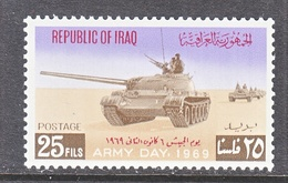 IRAQ  487   *     ARMY  DAY  TANK - Irak