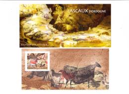 F 2019 / Feuillet Souvenir / Neuf** /  Lascaux Dordogne 0.88 € - Prehistory