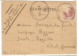 16728 - Pétain Arraché  Par La Censure - Marcophilie (Lettres)