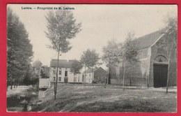 Luttre - Propriété De M. Laitem ( Voir Verso ) - Pont-à-Celles