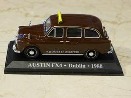 TAXI AUSTIN FX4 DUBLIN IRLANDE 1980 - 1/43 - COMME NEUVE SOUS BLISTER Non Scellé - Unclassified