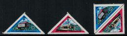 New Hebrides // 1960-1980 // 1974 // Nouveaux Bureaux De Poste Timbres Neufs** MNH No. Y&T 392-393A - Légende Anglaise