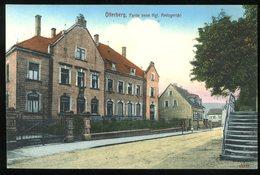 Otterberg Partie Beim Koniglich Amtsgericht Jacob Bauer 1919 - Other