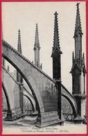 CPA Cathédrale NOTRE-DAME De PARIS Contreforts Et Pinacles (Abside) ** Art Gothique 75 - Notre Dame De Paris