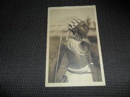 Ruanda   Jeune Danseur - Ruanda-Urundi