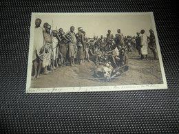 Ruanda   Astrida  Marché - Ruanda-Burundi
