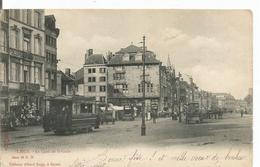 Liege Rue De La Goffe (tram - Liege
