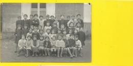 RAUZAN Carte Photo Scolaire 1934 () Gironde (33) - France