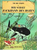Hergé - TIM UND STRUPPI - DER SCHATZ RACKHAMS DES ROTEN - Livres, BD, Revues