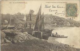 6706 CPA Pont Aven - La Cale De Kerdruc Au Port De Rozbraz - Pont Aven