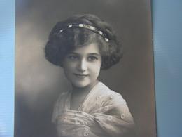 Schönes Mädchen Motiv, Mädchen, Portrait, Fillet, Girl, Child 1913 - Portraits