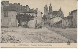 54-30536 -  SAINT NICOLAS DE PORT - LA BASILIQUE - Saint Nicolas De Port