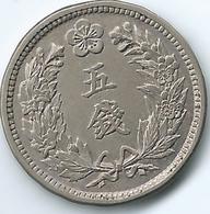 Korea - Japanese - Gwang Mu - 1905 (Year 9) - 5 Chon - KM1126 - Corea Del Norte