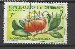 Nouvelle Calédonie N° 319 Fleur       Oblitéré  B/TB      Soldé à Moins De 20 %  ! ! ! - Gebraucht