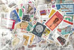 Deutschland Briefmarken-1.500 Verschiedene Marken - Deutschland