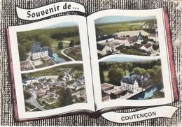 COUTENCON. Livre Ouvert - Autres Communes