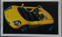 Petit Calendrier De Poche 1997 Voiture Renault   - 4 Volets - Prévention Routière - Calendriers