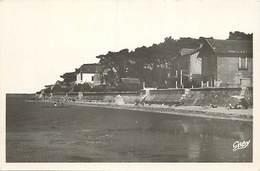 - Dpts Div.-ref-AH847- Charente Maritime - Ronce Les Bains -plage Devant Le Brise Lames - Villa - Villas -edit Gaby N°35 - France