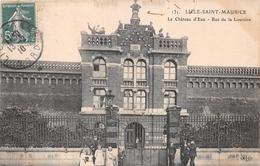 ¤¤   -   LILLE-SAINT-MAURICE   -  Le Chateau D'Eau  -  Rue De La Louvière   -  ¤¤ - Lille