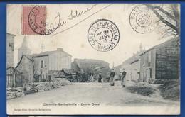 DAINVILLE-BERTHELEVILLE   Entrée Ouest      Animées    écrite En 1905 - Francia